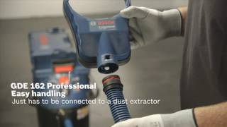 Bosch GDE Max Professional System accessories