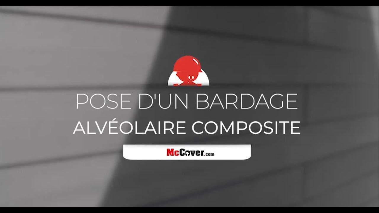 Lames De Bardage Bois Pas Cher lame de bardage bois composite alvéolaire l 270 cm / l 17,1 cm / e 1, 5 cm