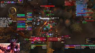 Freehold +15 - 1 Chest - Blood DK POV - Fortified, Teeming, Quaking, Infested.