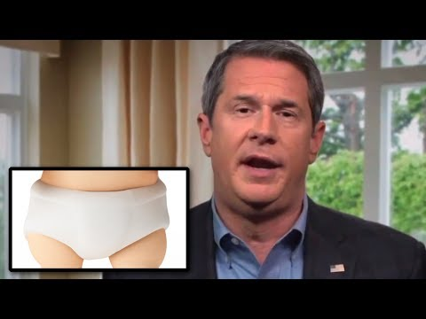 Is America Ready For A Kinky Diaper-Wearing Governor?