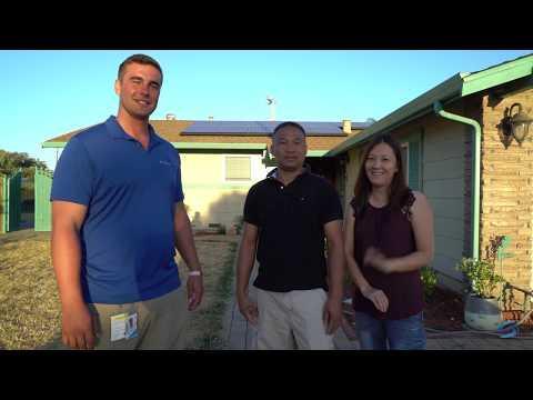 Sungrade – Derek Mai & Hang Nga Lu Install Story (San Jose, California)