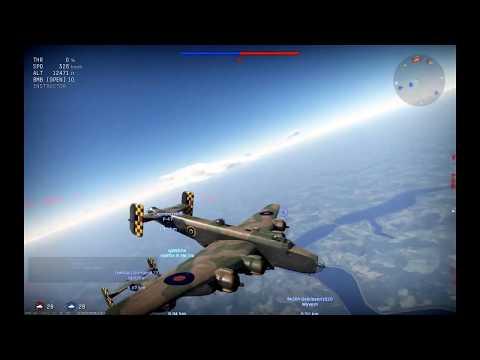 HALIFAX ASSAULT IN WARTHUNDER  RB AIR