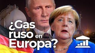 ¿Por qué ALEMANIA depende del GAS RUSO? - VisualPolitik