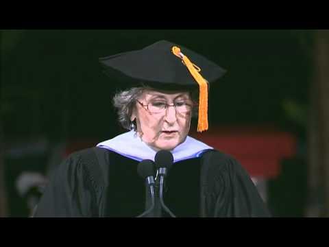 Trisha Brown, '09 Columbia College Commencement