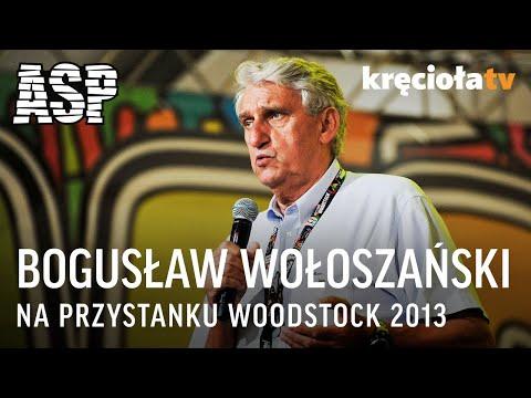 Retransmisja - spotkanie na ASP z Bogusławem Wołoszańskim