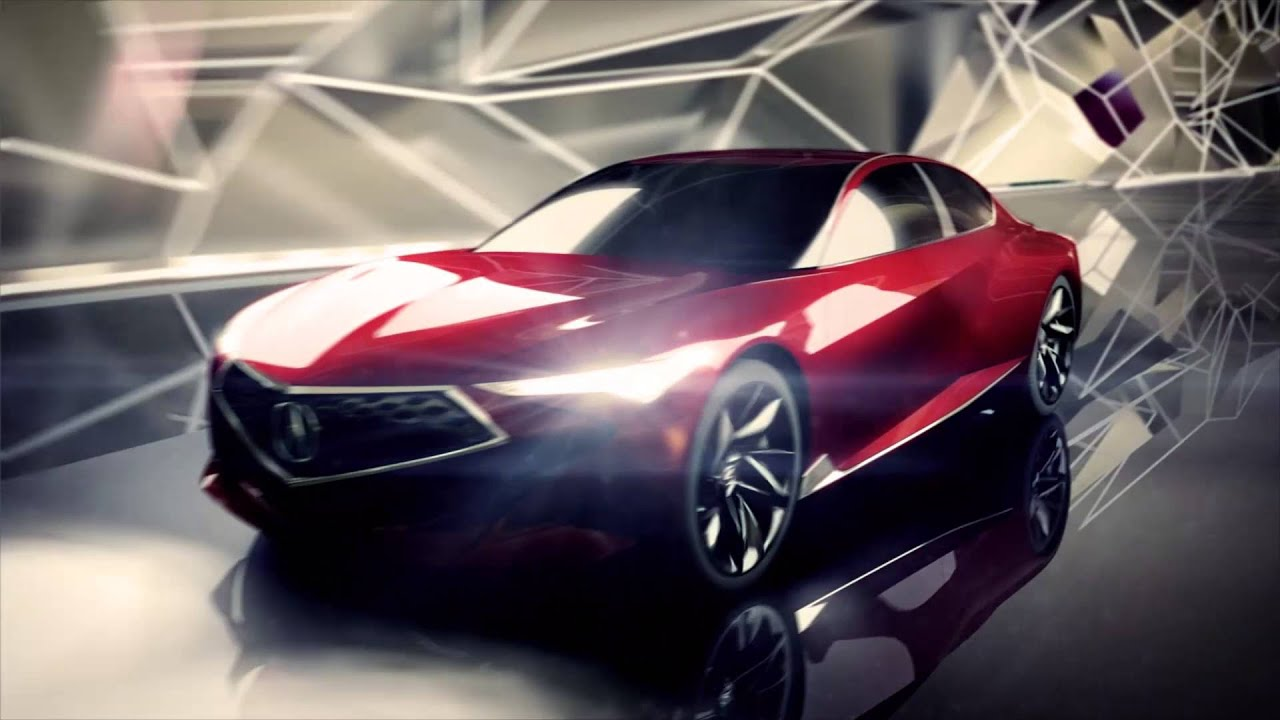 Worksheet. The Acura Precision Concept  Debuting at NAIAS 2016  YouTube