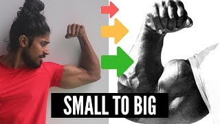 Get bigger biceps now - training splits - common mistakes - supplementation -