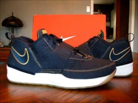 NIKE ZOOM REVIS LE DENIM 224 PAIRS WORLDWIDE - YouTube 5a9ee339b5d9