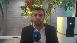 مصر العربية | مهندس بشركة «باس آب»: الإقبال متوسط على معرض «كايرو اي سي تي» بسبب المكان
