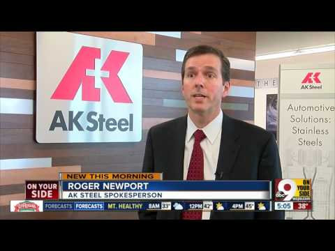 AK Steel opens new innovation center in Middletown