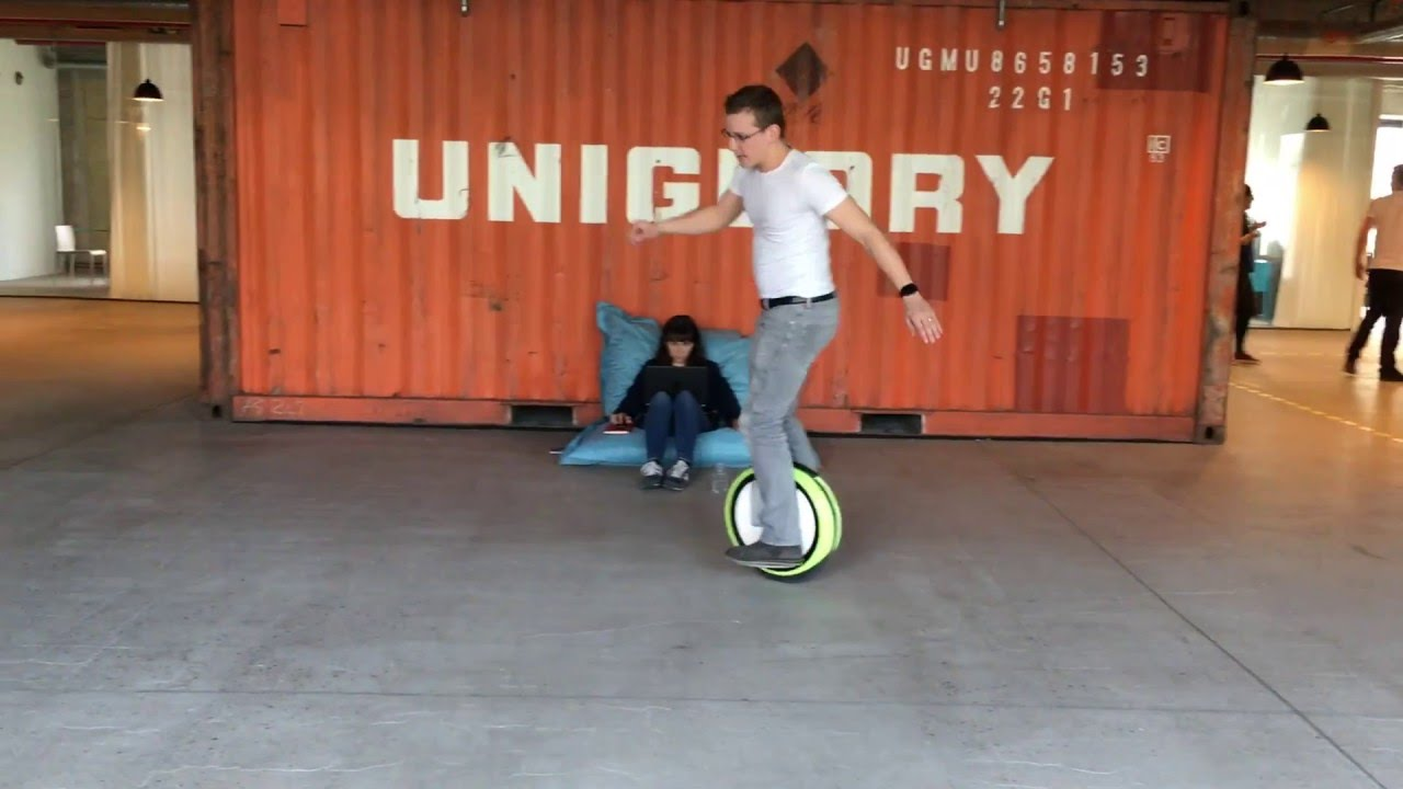 Ninebot One E Review Ride Amp Benefits Of Electric Unicycle