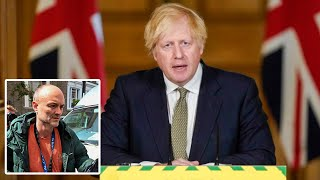 video: Boris Johnson backs Cummings and says he acted 'responsibly, legally and with integrity'