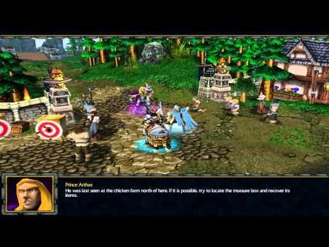 Warcraft 3: Rowan the Wise 02 - Arthas' Request