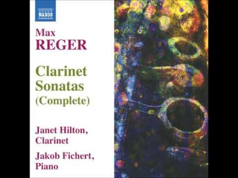 Max Reger Clarinet Sonata No.1