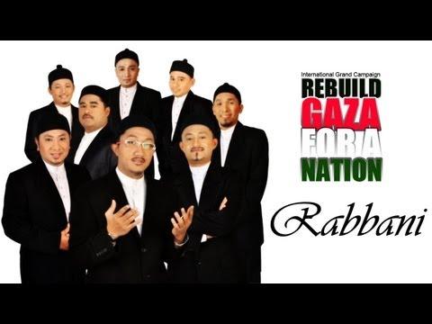 Rabbani - Konsert Prelude Rebuild Gaza For A Nation