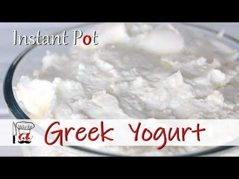 how-to-make-greek-yogurt-|-instant-pot-recipes