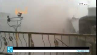 سورية: دخان المتفجرات والمعارك يخنق شوارع الزبداني