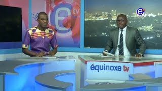 JOURNAL BILINGUE 20H du DIMANCHE 21 AVRIL 2019 - EQUINOXE TV