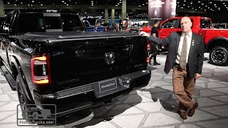 2019 Ram 2500 Laramie Black: Walkaround — PickupTrucks.com