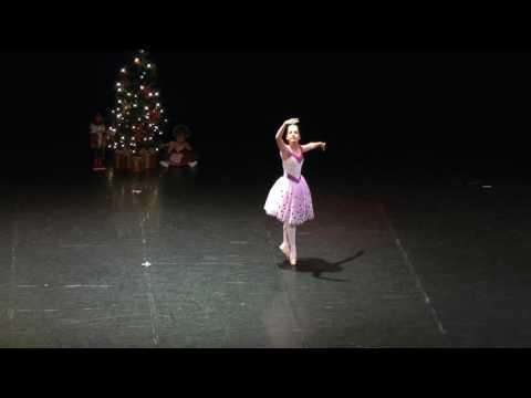 Die Zuckerfee (Ballettgala 2016) - Ballettschule Sonja Wittmann