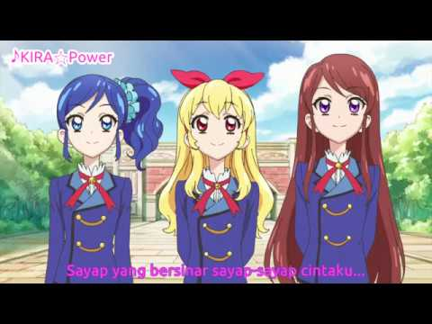 Aktifitas Idol! - KIRA☆Power (Karaoke) Ver.2