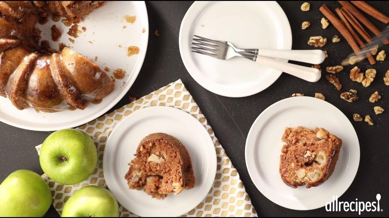Apple Harvest Pound Cake