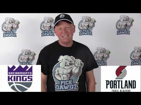 Portland Trail Blazers vs Sacramento Kings 3/7/20 Free NBA Pick and Prediction NBA Betting Tips