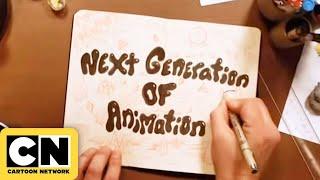 Next Generation of Animation - Behind The Scenes | Geek Week | Cartoon Network