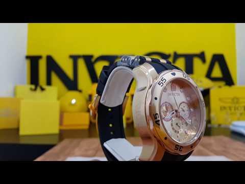 Relógio invicta pró diver 17884 original/www.lojadosrelogios