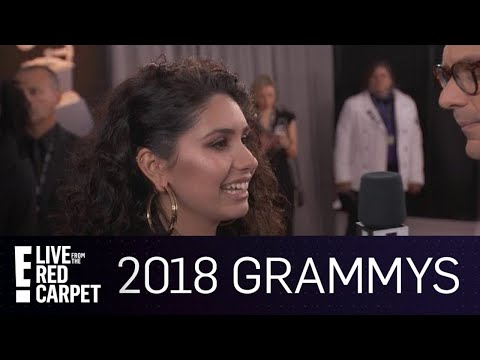"Alessia Cara Says Grammys Nomination Is ""Surreal"" 