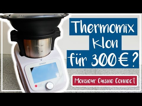 Monsieur Cuisine Connect Kuchenmaschine Youtube