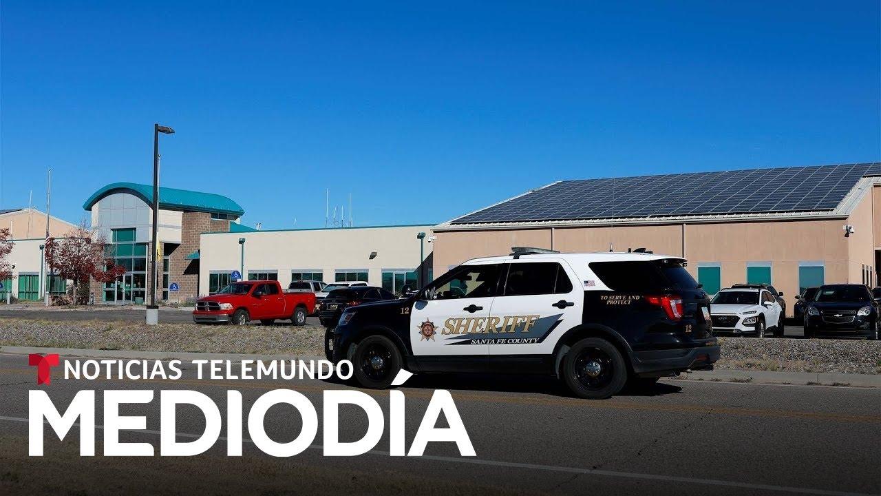 Download Noticias Telemundo Mediodía, 22 de octubre de 2021 | Noticias Telemundo