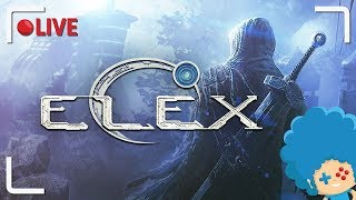 ELEX, czyli Gothic 2.0 - LIVE #8   Way of the Berserk!