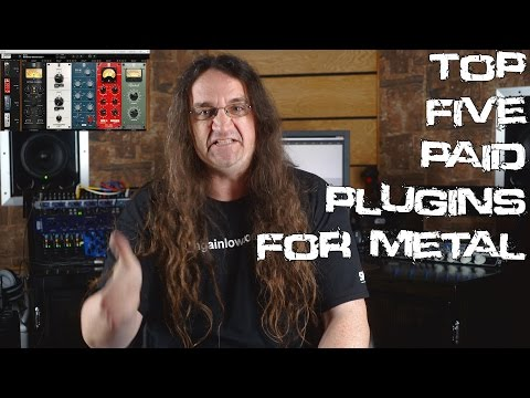 Top 5 Paid Plugins for metal | SpectreSoundStudios Recommended