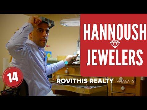 #WMassBiz Episode 14 - Hannoush Jewelers