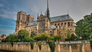 PARIS: TOUR THE WONDERFUL NOTRE DAME