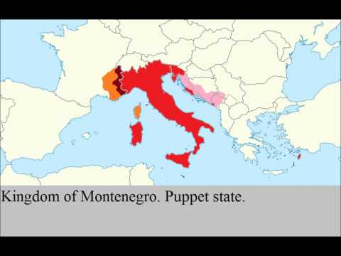 Axis Powers: Kingdom of Italy