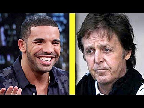 Drake More Popular Than The Beatles?!