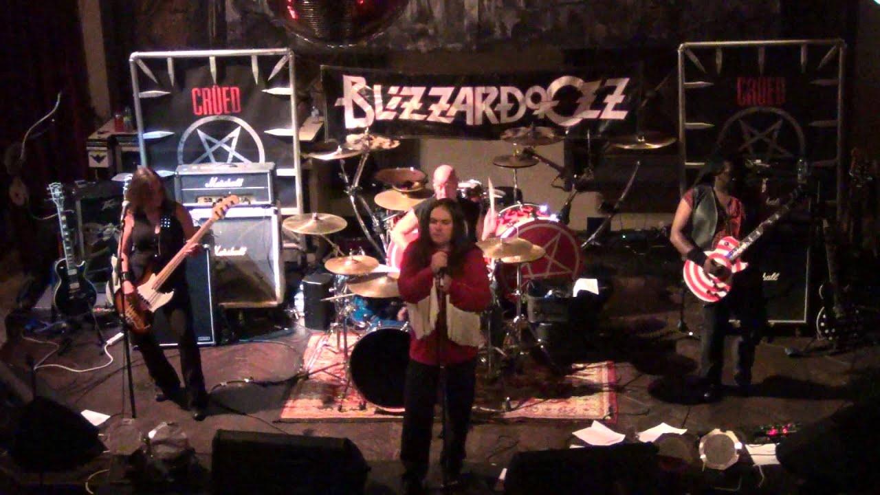 Ozzy Osbourne Blizzard Of Ozz