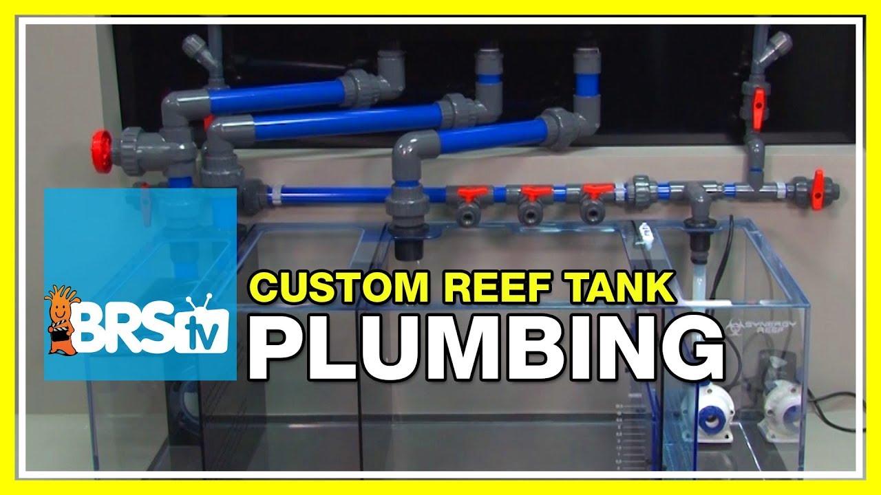 Week 5 Plumbing Overflows And Return Pumps 52 Weeks Of Reefing To Adjust Water Pump Pressure Switch Cuton Brs160