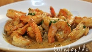 New Orleans Style Shrimp - Cooked By Julie - Episode 19