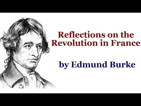 Reflections on the Revolution in France (Section 1) by Edmund Burke