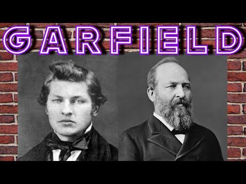 President James Abram Garfield Mini Documentary