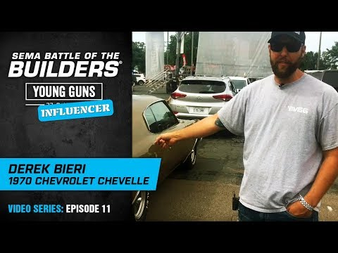 Vice Grip Garage gives the SEMA Young Guns some advice
