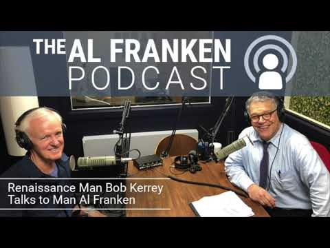 Renaissance Man Bob Kerrey Talks To Man Al Franken (September 17, 2019)