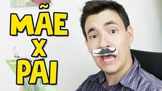 MÃE X PAI I Falaidearo