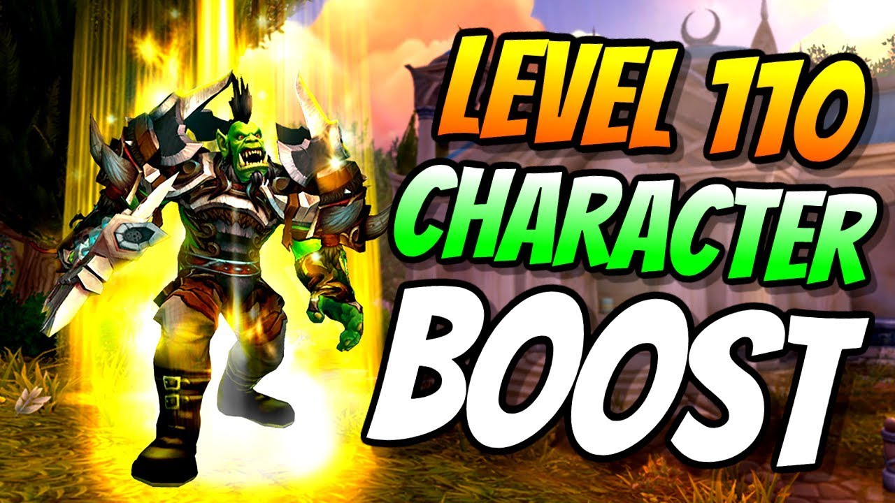 Cheap Level 110 Character Boost | Tips & Tricks | World of Warcraft Battle  for Azeroth