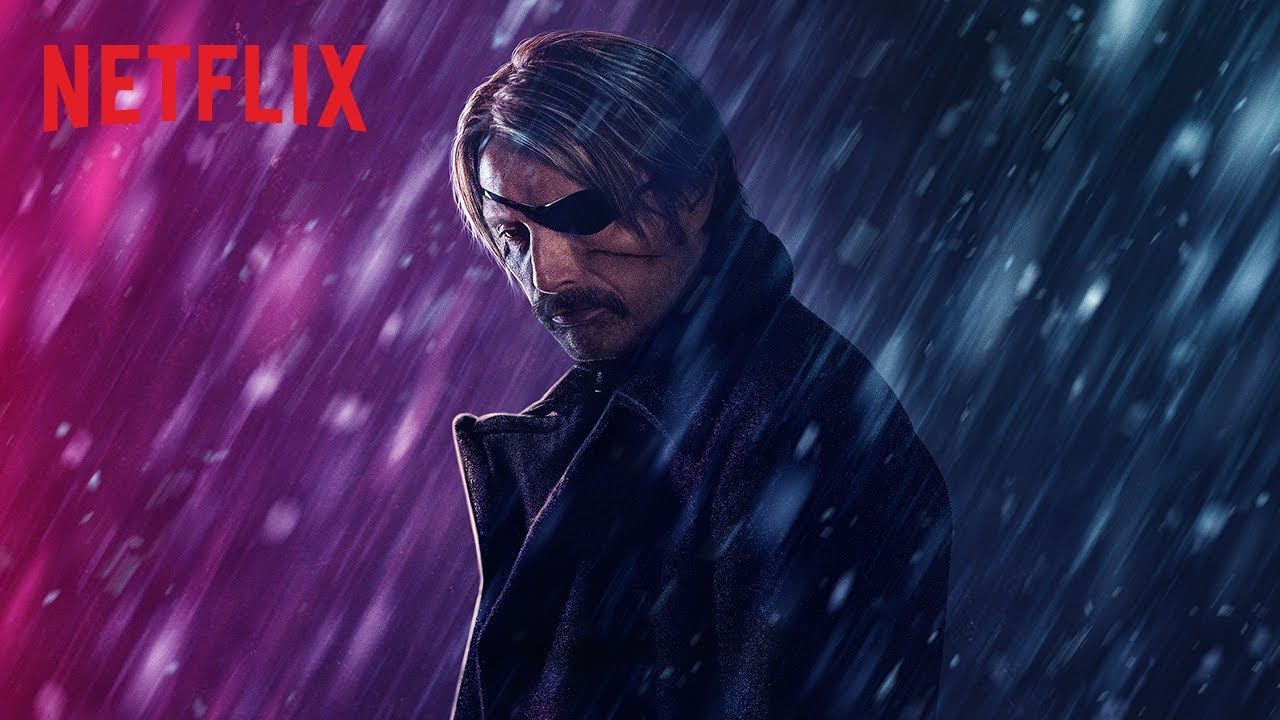 Polar | Bande-annonce VOSTFR | Netflix France