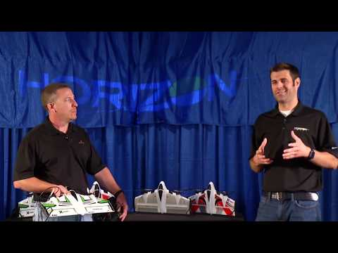 Horizon Hobby Press Conference - E-flite X-VERT™ VTOL Announcement