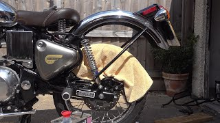 BEST corrosion protection for your motorcycle? NEW KID ON THE BLOCK!